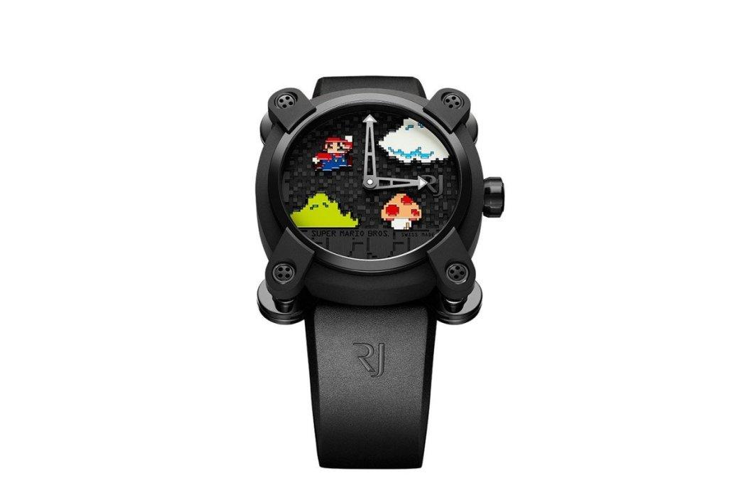 У Mario появились собственные швейцарские часы – за $18 600 - Изображение 1