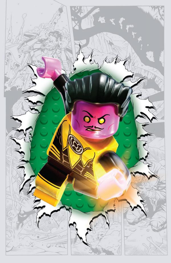 LEGO украшает комиксы DC  - Изображение 14