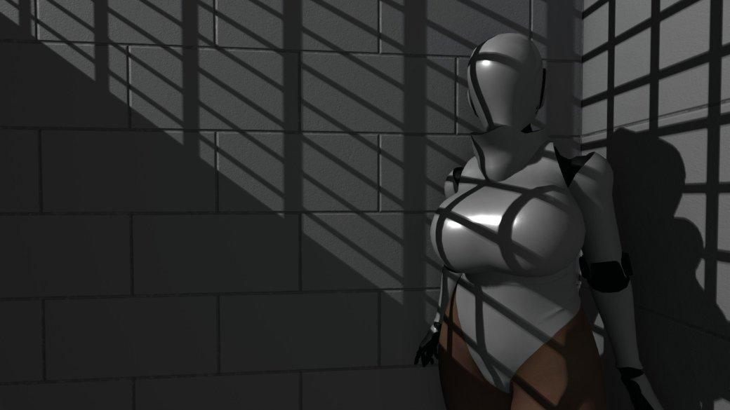 Haydee— хардкорная игра про сексуально объективированного робота - Изображение 8
