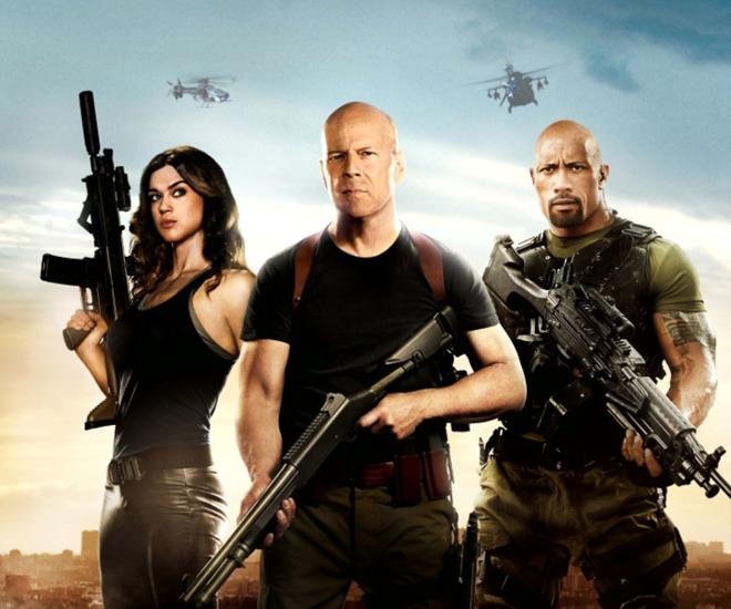 G.I. Joe: Бросок кобры 2, Белоснежка и еще восемь фильмов недели - Изображение 1