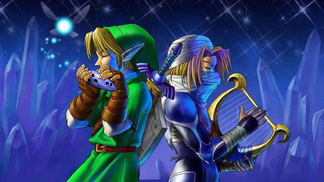 Слепой игрок прошел The Legend of Zelda: Ocarina of Time. - Изображение 1