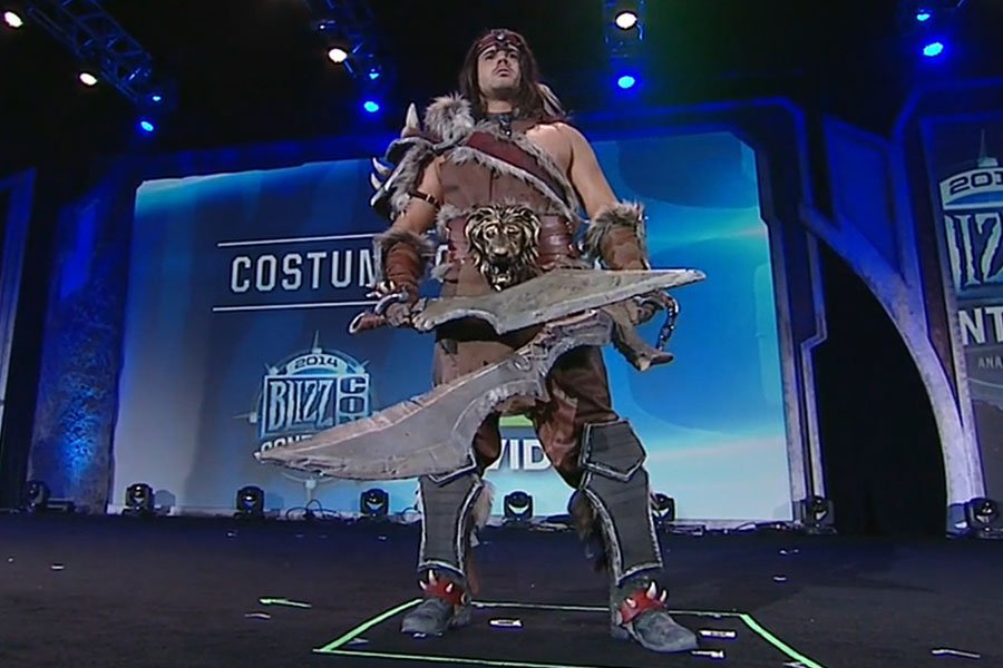 BlizzCon 2014. Конкурс костюмов - Изображение 26