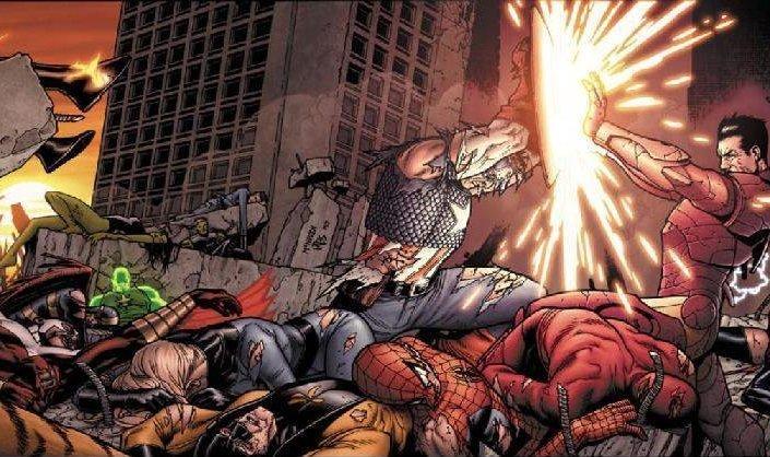 «Первый Мститель: Противостояние» — Та ли это Гражданская Война? - Изображение 1
