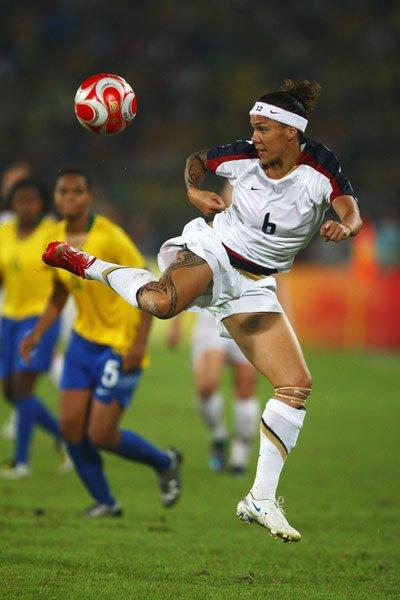 Женский футбол: Во-первых, это красиво... - Изображение 7