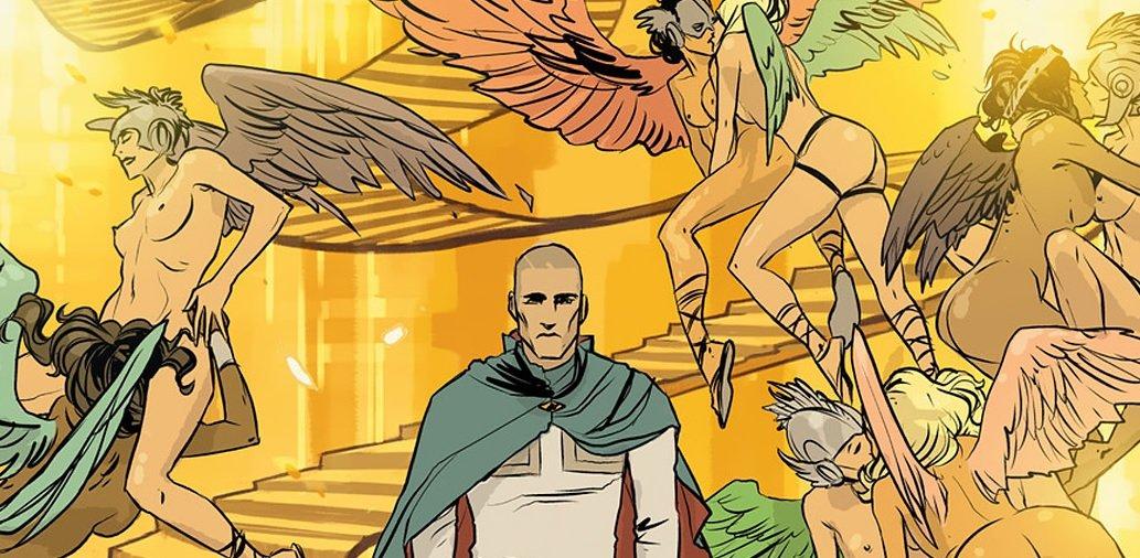"""""""Saga"""" - несколько слов о живой классике комиксов - Изображение 4"""