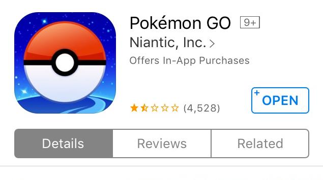 Один шаг: фанаты объявили Pokemon Go войнупосле обновления - Изображение 2