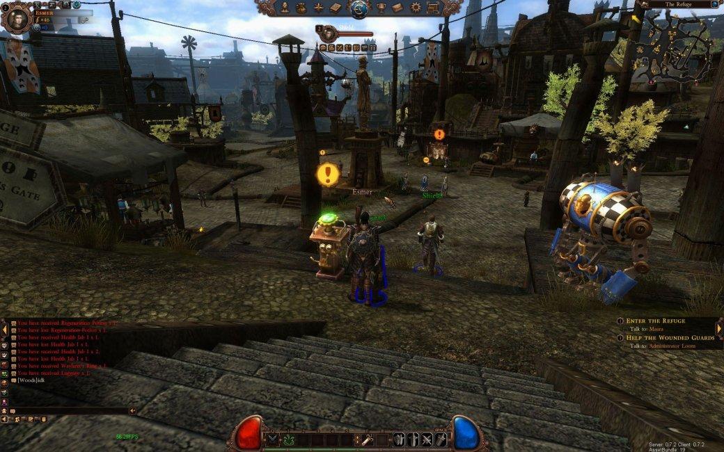 На всех парах: превью City of Steam - Изображение 2