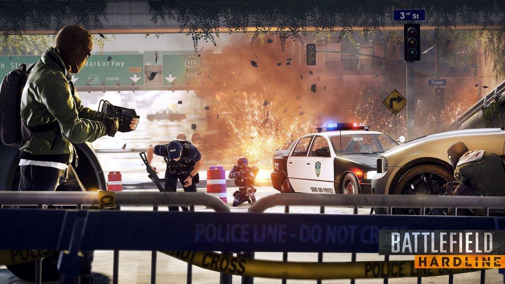 Battlefield: Hardline. Революция - Изображение 2