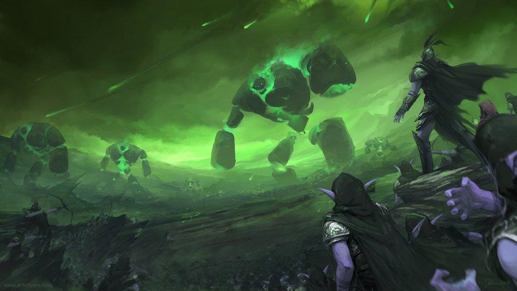 История мира Warcraft. - Изображение 7