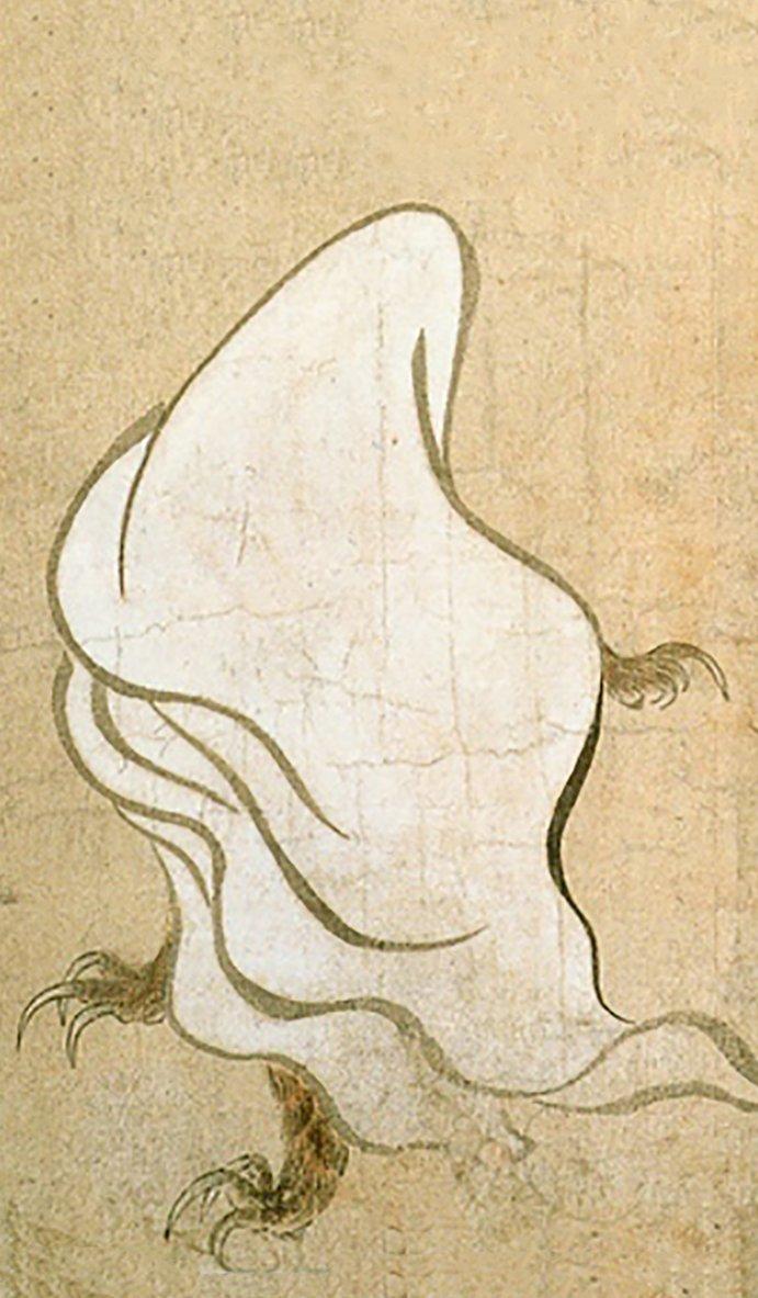 Странные существа из японских мифов, которых вы встретите в Nioh - Изображение 15