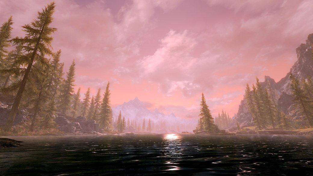 20 изумительных скриншотов TES V: Skyrim Special Edition - Изображение 5