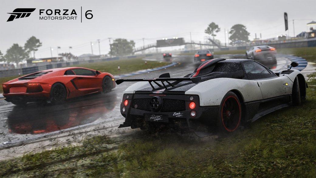 30 лучших игр 2015 года: Forza Motorsport 6. - Изображение 3