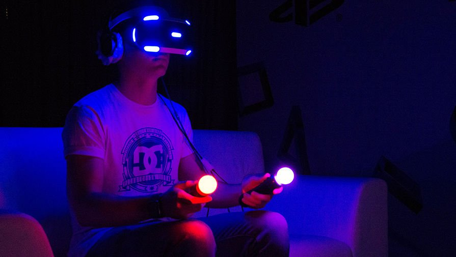 Time включил PlayStation VR в список лучших изобретений 2016 года  - Изображение 1