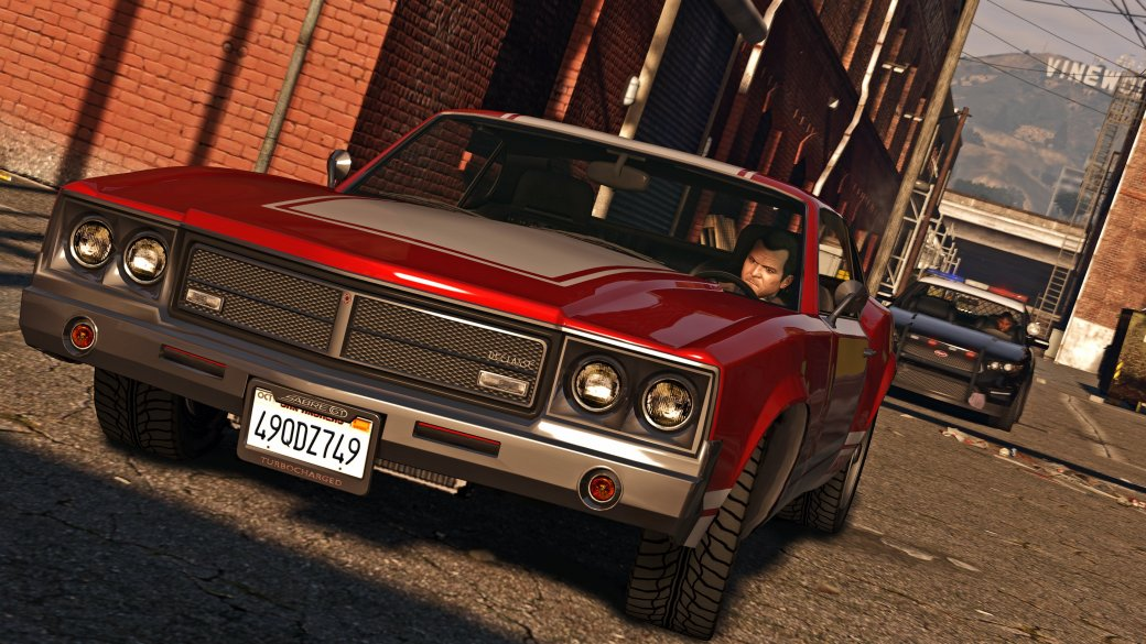 Grand Theft Auto 5 для PC задержится на два месяца - Изображение 1
