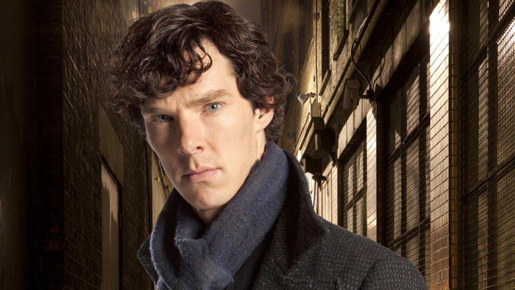 Камбербэтч назвал 4-й сезон «Шерлока» удачным завершением сериала - Изображение 1