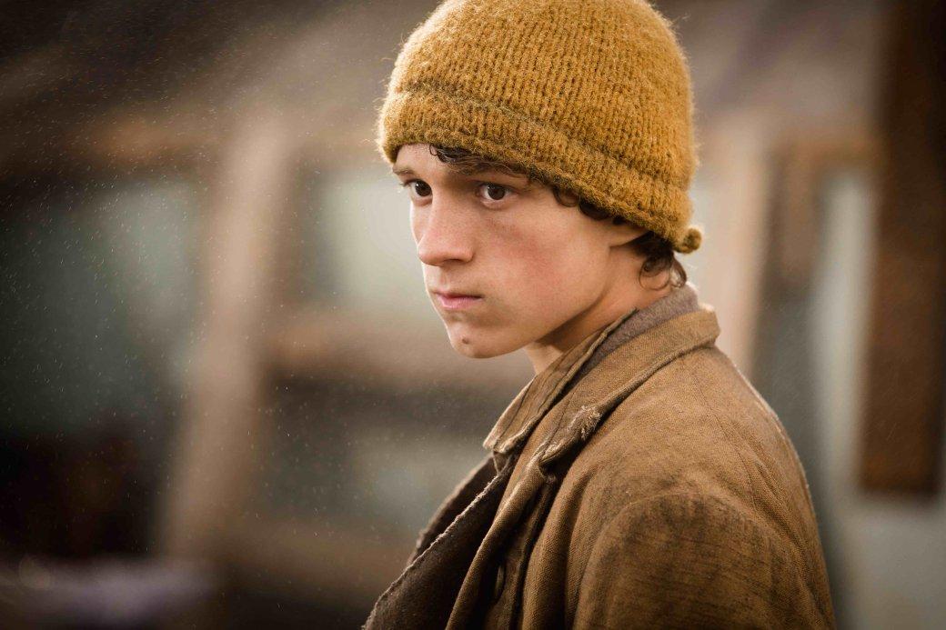 Том Холланд найдет Дэйзи Ридли в подростковой НФ «Поступь хаоса» - Изображение 1
