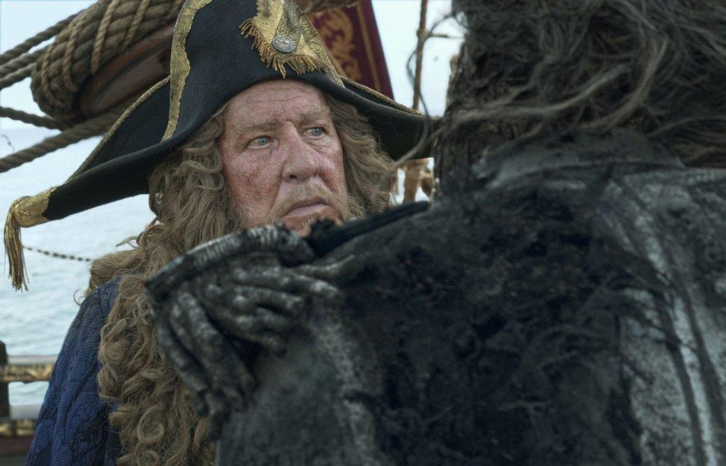 37 неудобных вопросов к фильму «Пираты Карибского моря 5». - Изображение 7