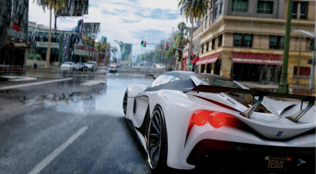 Скриншоты GTA V Redux смотрятся потрясающе - Изображение 1