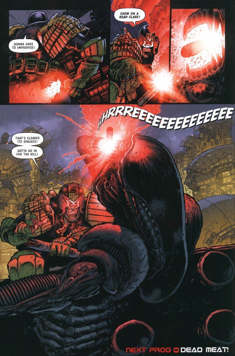 Бэтмен против Чужого?! Безумные комикс-кроссоверы сксеноморфами. - Изображение 30