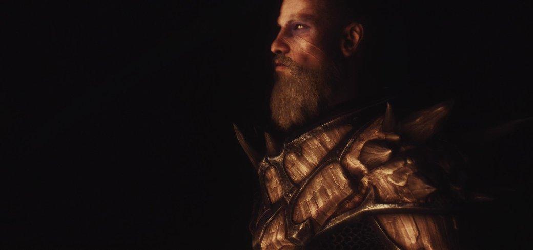Лица The Elder Scrolls 5: Skyrim. Продолжение - Изображение 7
