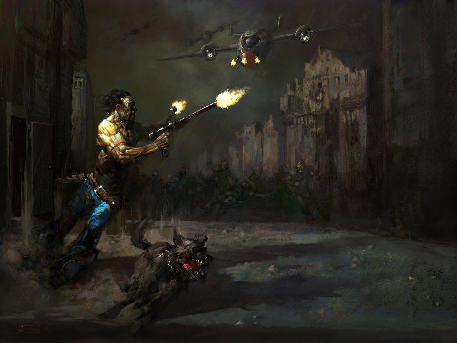 Лучший арт мира Fallout - Изображение 1