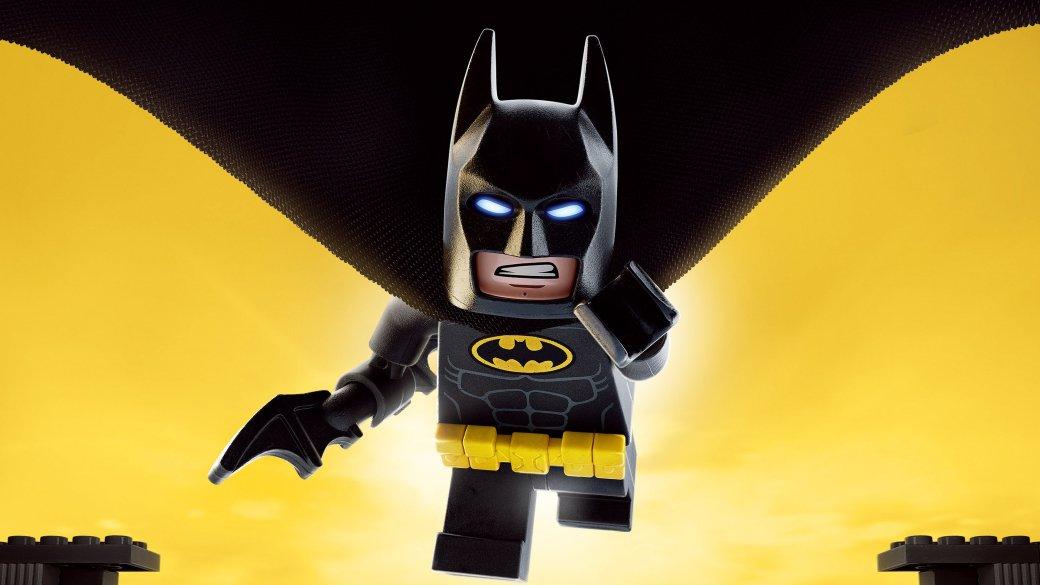 Лего Фильм: Бэтмен. Лучший фанфик про человека-летучую мышь. - Изображение 1