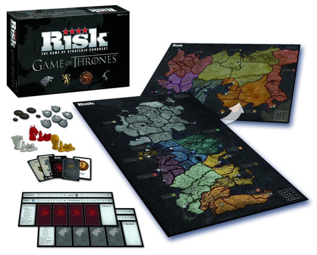 «Риск» по «Игре престолов»: семейная настолка по семейному сериалу? - Изображение 1
