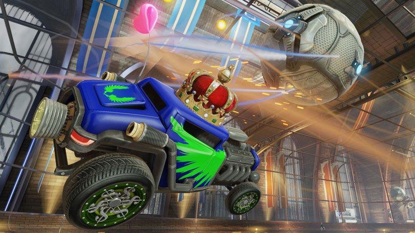 В феврале стартует второй сезон Rocket League: не бойтесь проигрывать! - Изображение 1