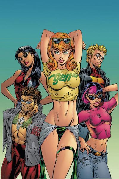 Девочки-припевочки, или весеннее обострение в комиксах - Изображение 7