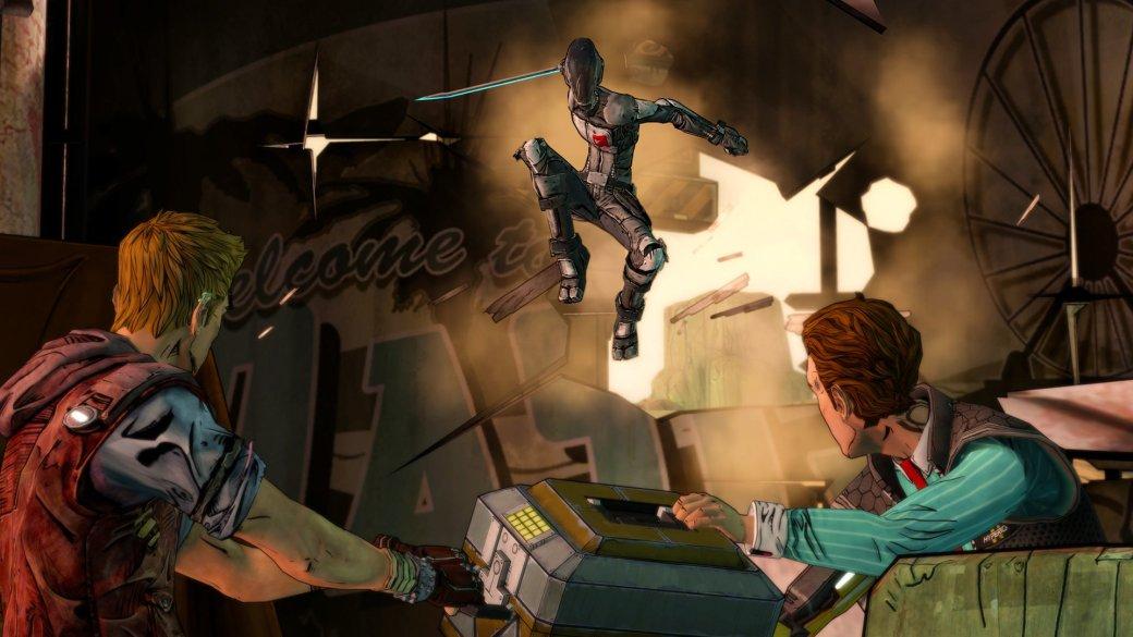 30 лучших игр 2015 года: Tales from the Borderlands - Изображение 4