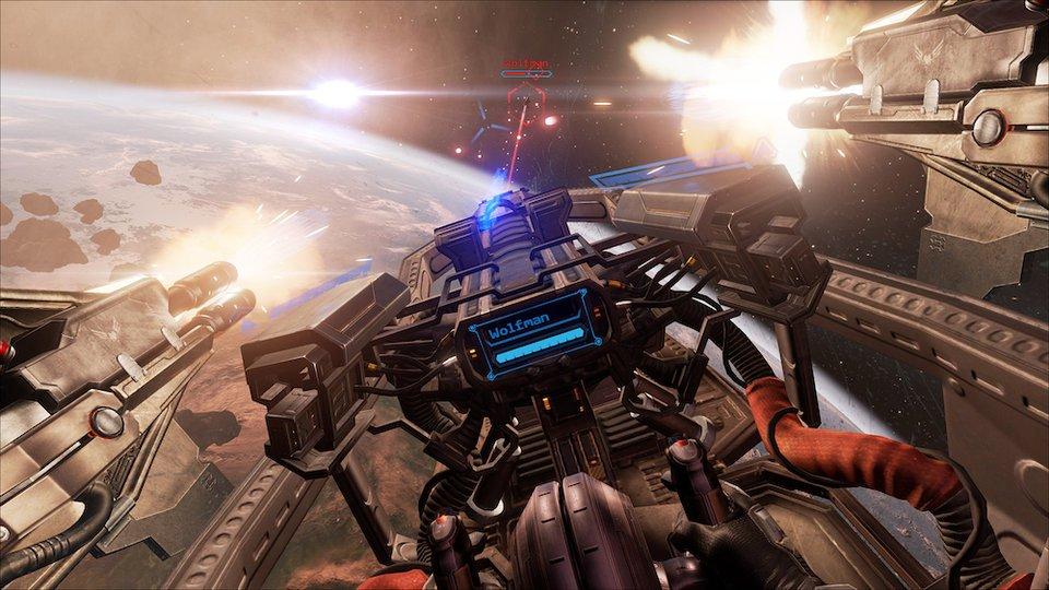 Eve: Valkyrie перешла с Unity на Unreal Engine 4. - Изображение 1