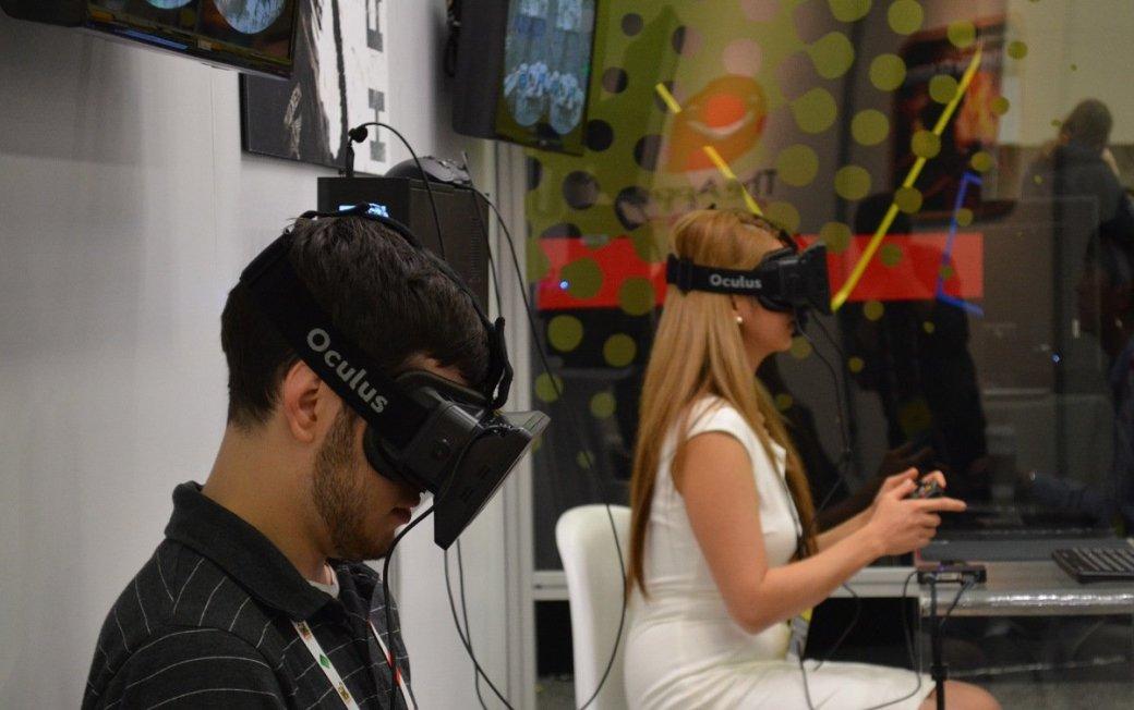 Oculus VR задумала многопользовательскую игру на 1 млрд человек  - Изображение 1