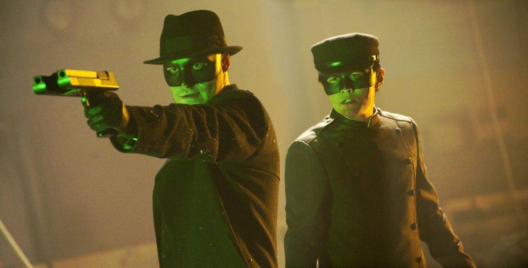 Новый фильм о Зеленом шершне сделает героя Джейсоном Борном - Изображение 1