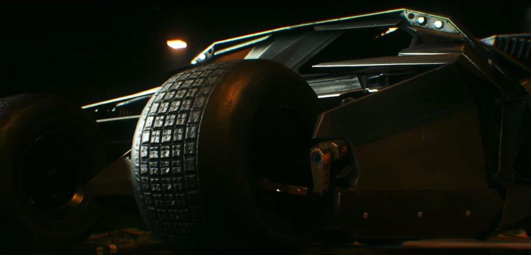 Бэтмобиль из «Темного рыцаря» появится в Arkham Knight в сентябре - Изображение 1