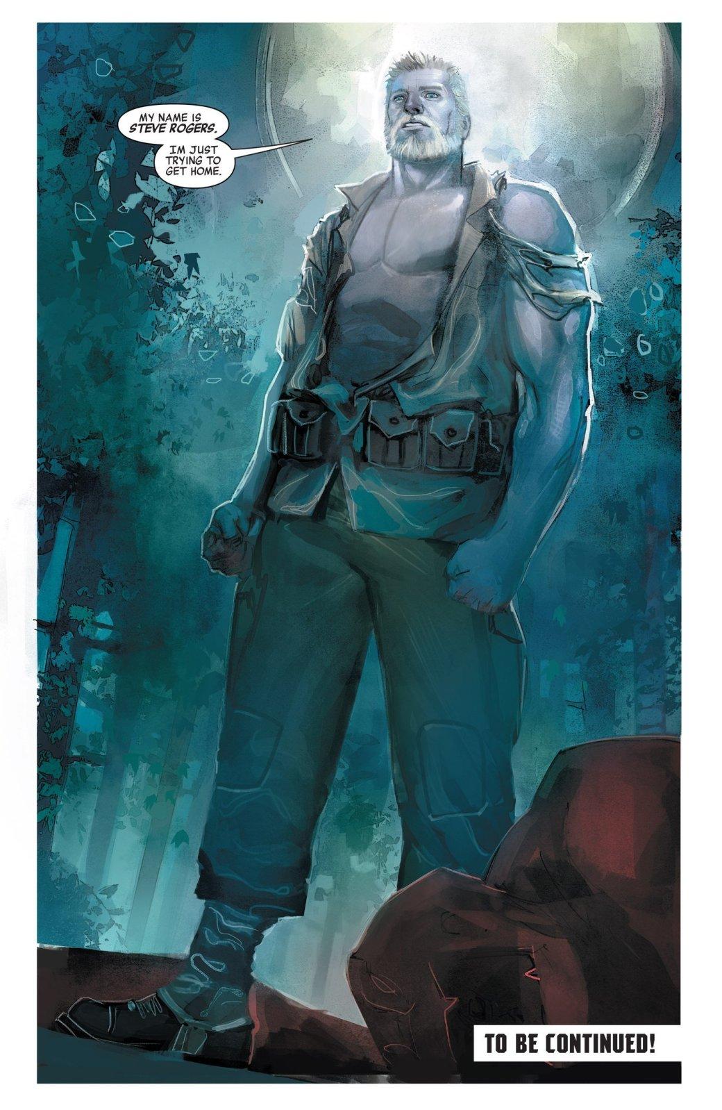 Еще один Капитан Америка в комиксах Marvel? Разбираем фанатские теории - Изображение 1