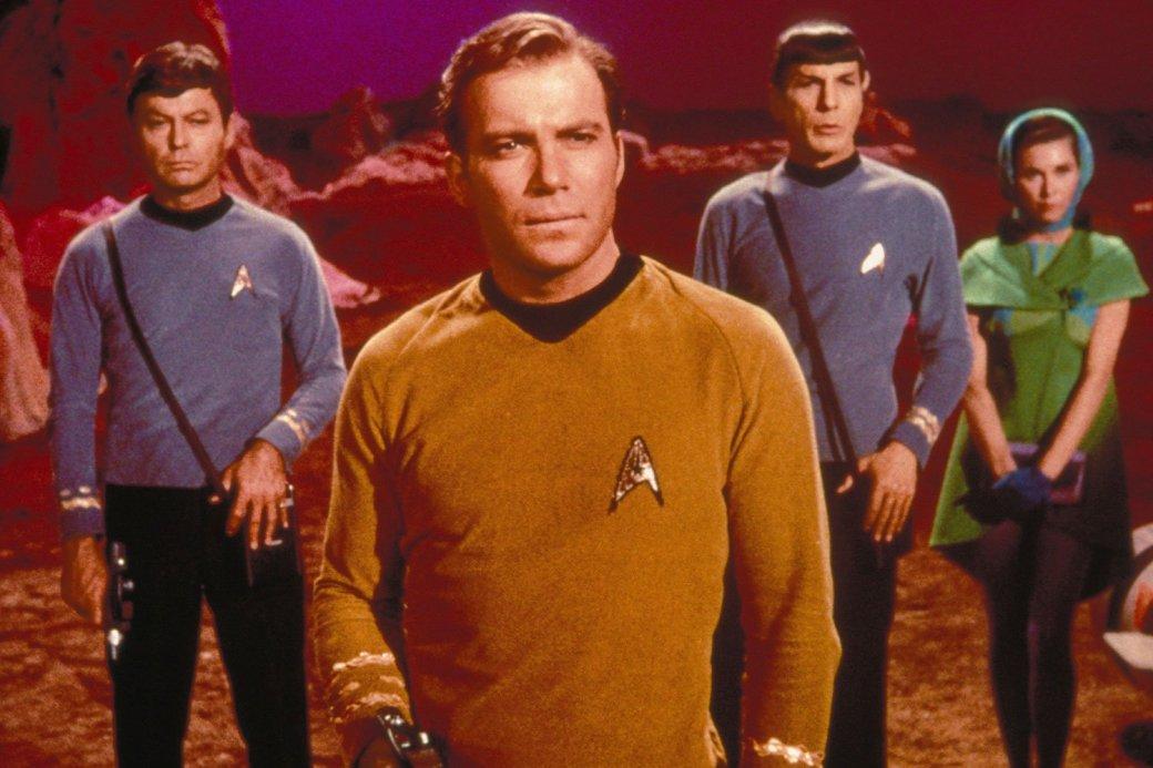 Брайан Фуллер назвал новый «Стар Трек» в честь «Космической одиссеи». - Изображение 1