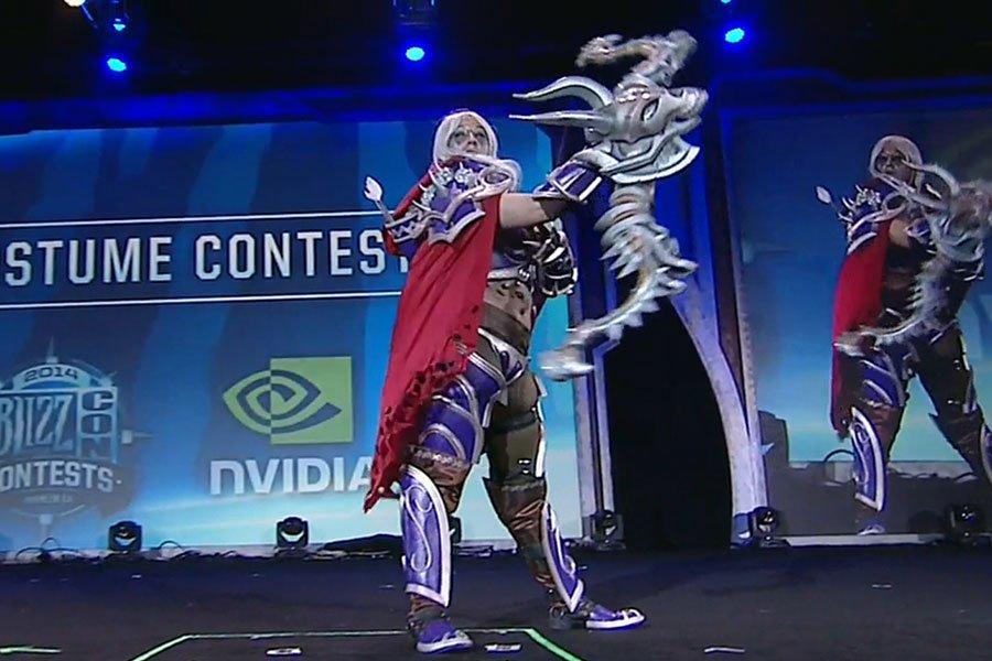 BlizzCon 2014. Конкурс костюмов - Изображение 83