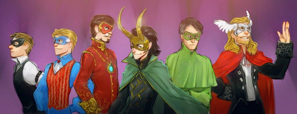 Галерея вариаций: Мстители-женщины, Мстители-дети... - Изображение 200
