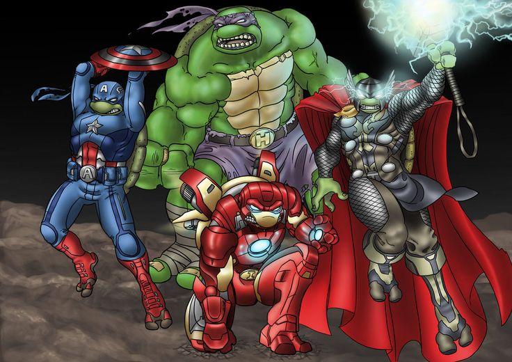 Галерея вариаций: Мстители-женщины, Мстители-дети... - Изображение 64
