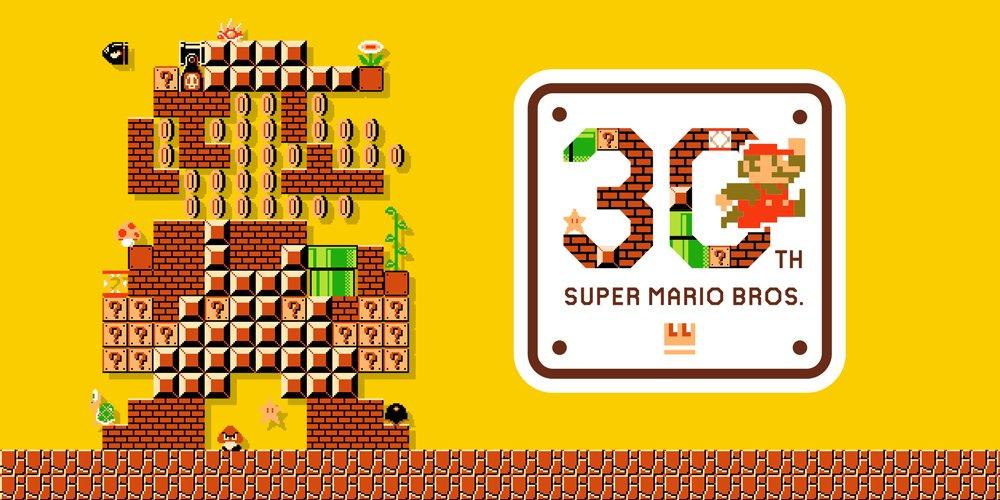 Как в разных странах отметили 30-летие Super Mario Bros.  - Изображение 1