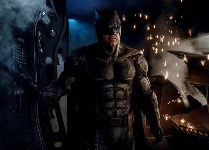Бен Аффлек рассказал о новом костюме Бэтмена из «Лиги справедливости» - Изображение 1