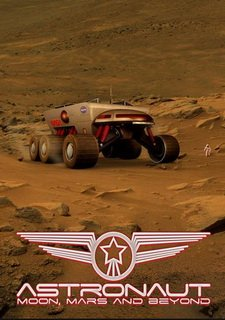 Astronaut: Mars, Moon, and Beyond