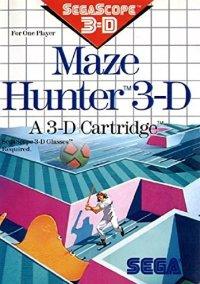 Maze Hunter 3-D – фото обложки игры