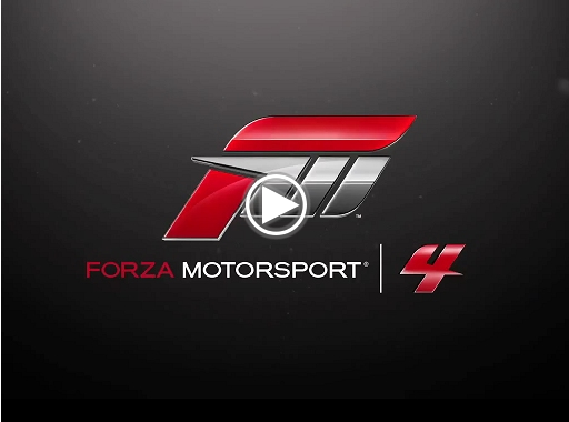 Forza Motorsport 4 - Head-tracking