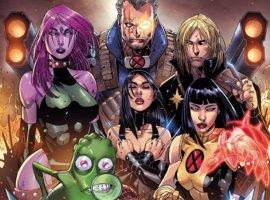 ВMarvel Legacy Кейбл соберет свою команду мутантов