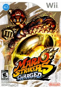 Mario Strikers Charged – фото обложки игры