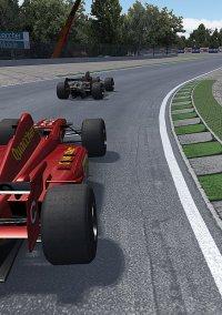 Virtual Grand Prix 3 – фото обложки игры