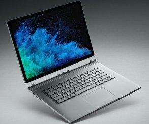 Microsoft представила стильные и мощные ультрабуки 2в1 Surface Book 2
