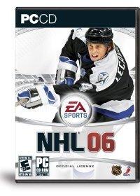 NHL 2006 – фото обложки игры