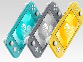 Nintendo анонсировала бюджетную консоль Switch Lite. Она будет полностью портативной!